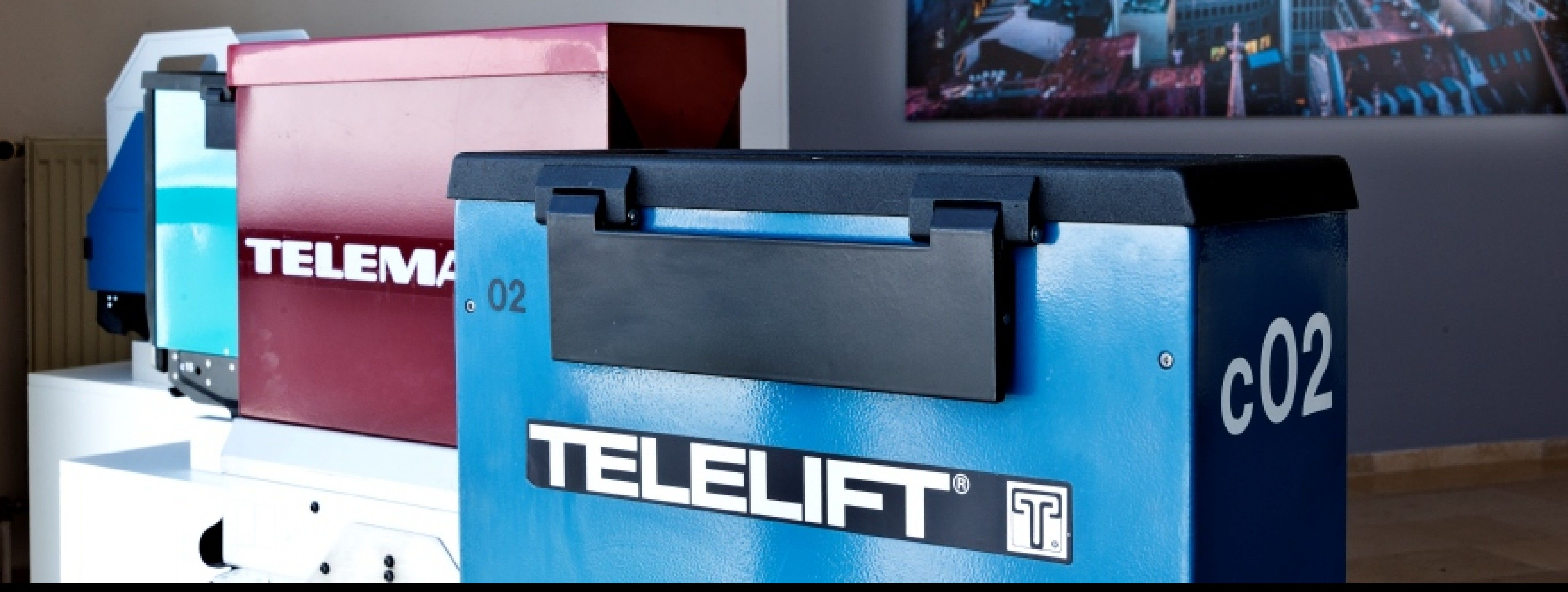 Telelift history