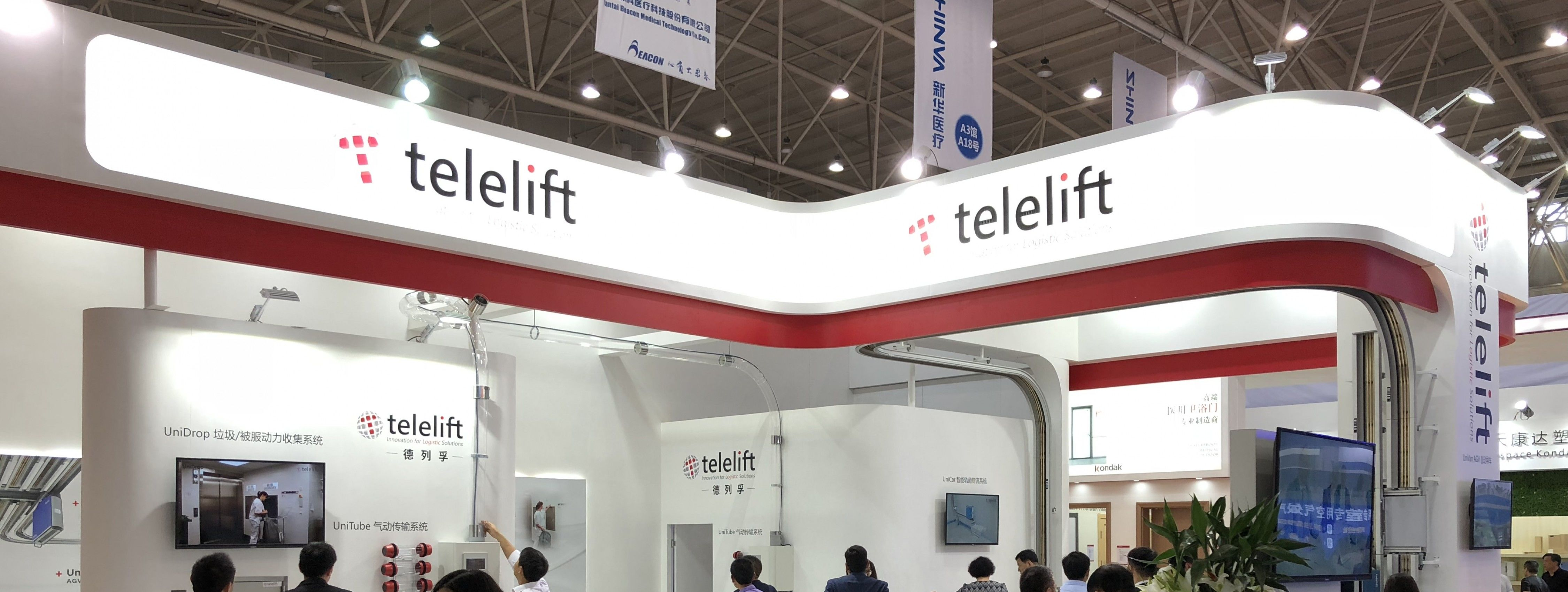 Telelift Events and Trade fairs